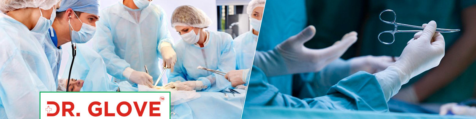 Latex Surgical Gloves – Powder Free